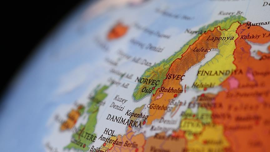 Norveç'te camide silahlı saldırı