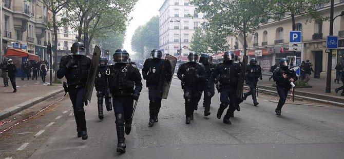Fransa'da canlı bomba paniği