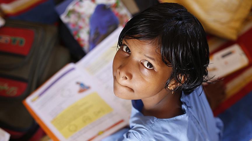 131 milyon kız çocuğu okula gidemiyor