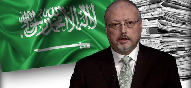 Suudi Arabistan itiraf etti: Kaşıkçı kavgada öldü