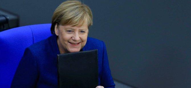 Merkel: Çok iyi bir akşamdı