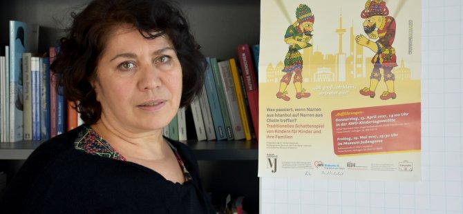 Hacivat Karagöz Alman okullarında