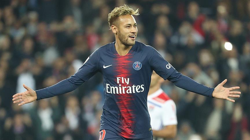 UEFA'dan Neymar'a soruşturma
