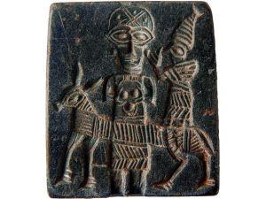 Kadınlar 4 bin yıl önce mühür basıyordu