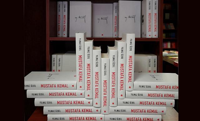 Mustafa Kemal okurları korsan almaz
