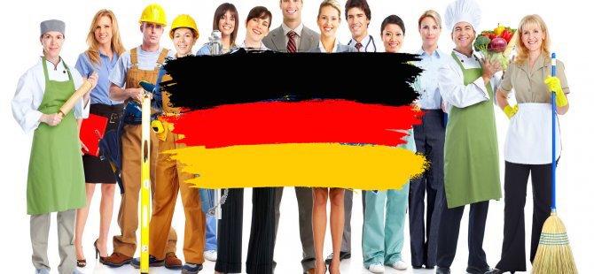 Almanya'daki istihdam açığına Balkan formülü