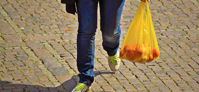 Plastik poşet yasağı yolda