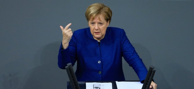 Merkel: Ayrılık bir dönüm noktası oldu