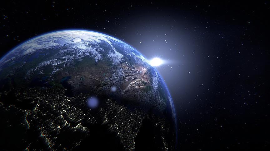 Uzaylılar Dünya'yı ziyaret etmiş olabilir