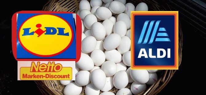 Almanya'da bakterili yumurta alarmı: Sakın yemeyin