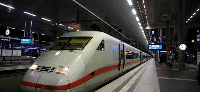 Almanya'da tren biletleri ucuzlayacak
