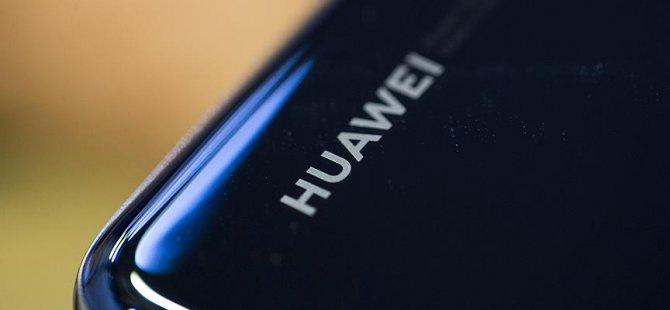 Tayvan'dan  Huawei'ye yasak