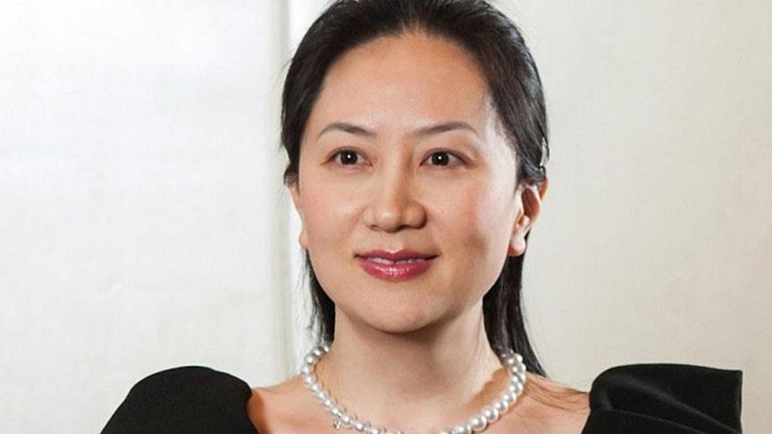 Huawei CFO'su serbest bırakıldı