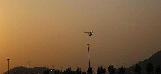 Helikopter denize düştü: 7 kişi kayıp