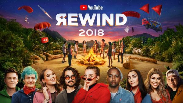 En beğenilmeyen video seçildi