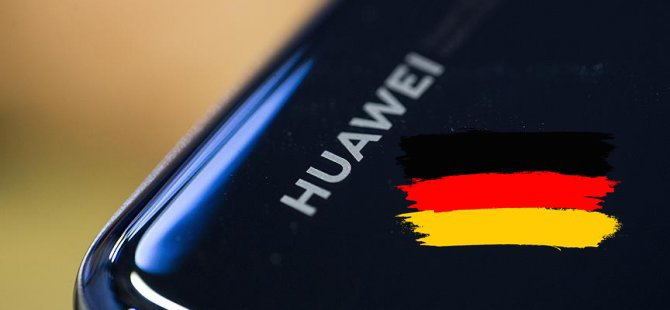 Almanyadan 5G'de Huawei'ye yeşil ışık