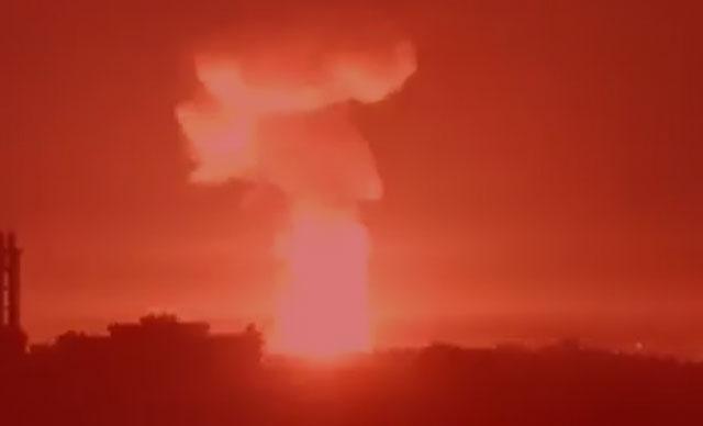 İrlanda'da patlama