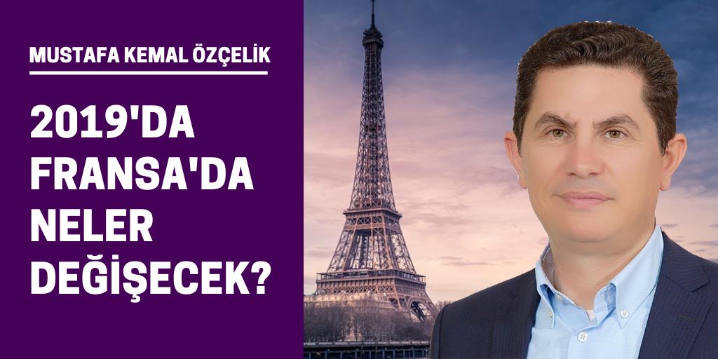 Yeni yılda Fransa'da neler değişecek?