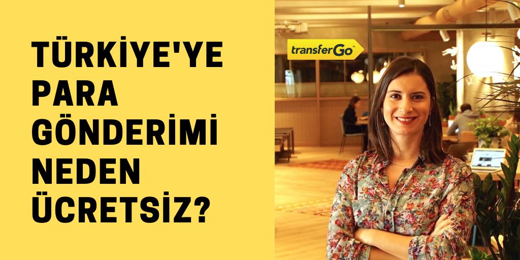 Türkiye'ye para gönderimi neden ücretsiz?