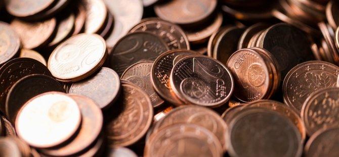 Almanya'da 1 ve 2 centler kaldırılsın talebi