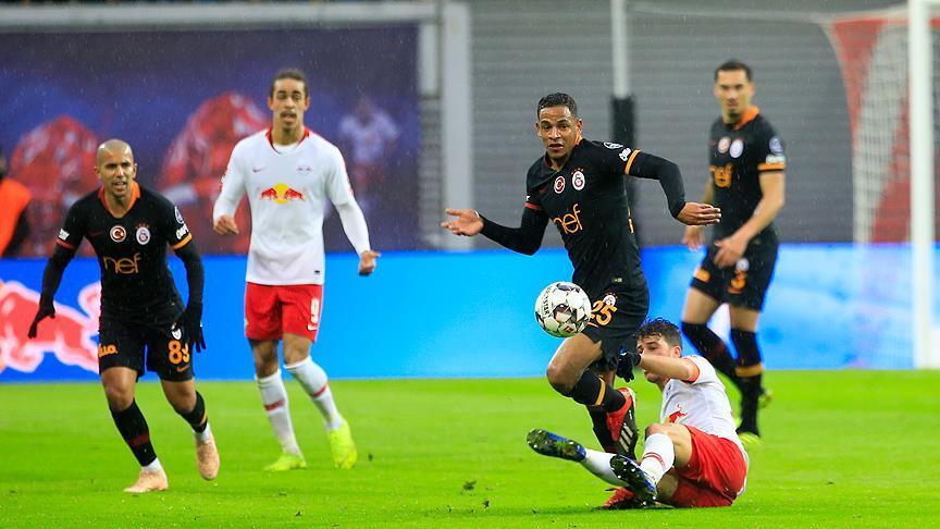 Galatasaray, Leipzig ile berabere kaldı