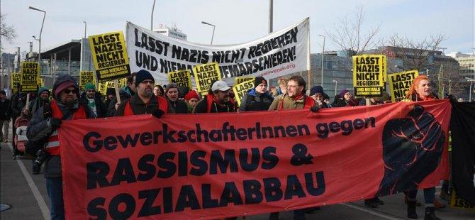 Viyana Nazilere karşı ayağa kalktı