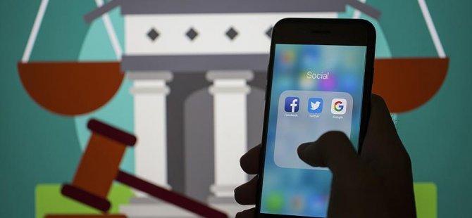 Nefret içerikli paylaşımlar 24 saatte kaldırılacak
