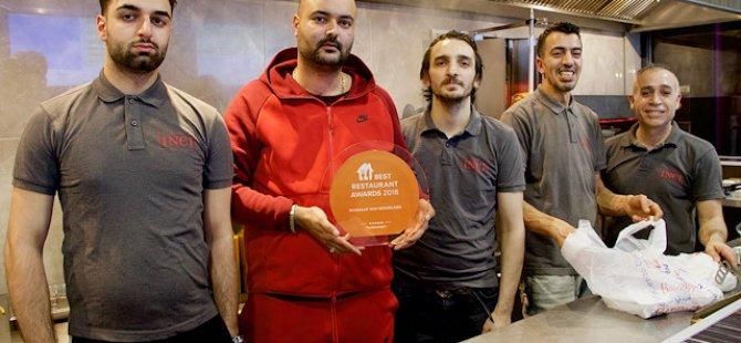 Hollanda'danın en iyisi Türk restoranı