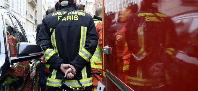 Paris'te yangın faciası: 8 ölü