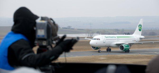 Germania Havayolları iflas etti