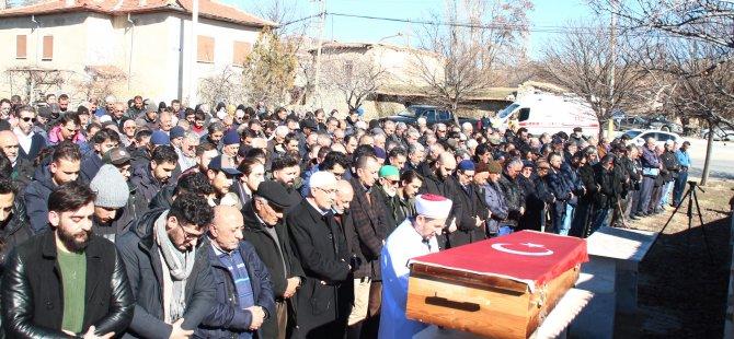 Belçika'da öldürülen Türk defnedildi