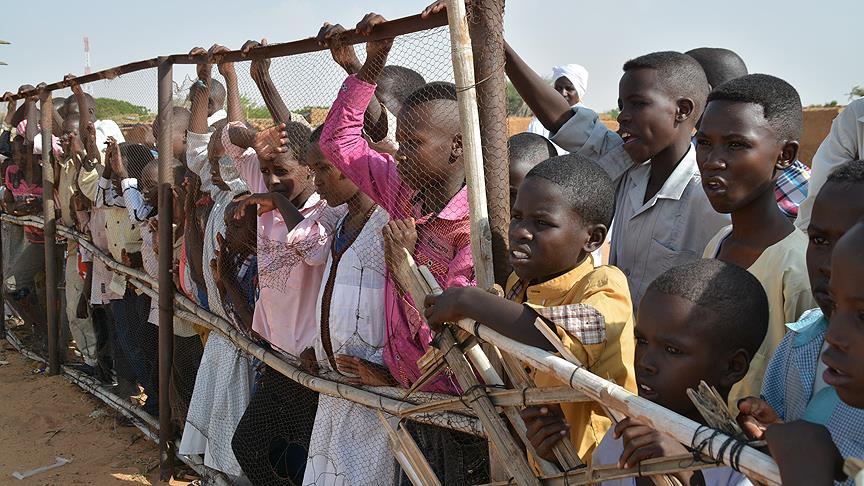 Dünyadaki mültecilerin yüzde 97'si orada