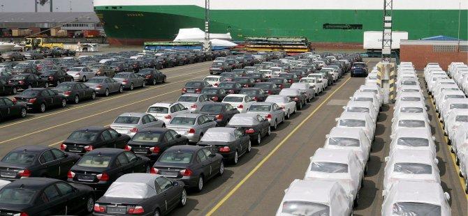 Almanya'da otomobil ihracatı yarıya düşürebilir