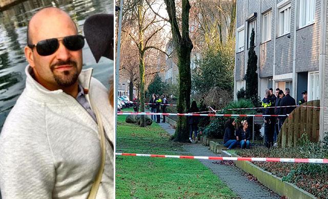 Katil zanlısı Hollandalı ortağı çıktı