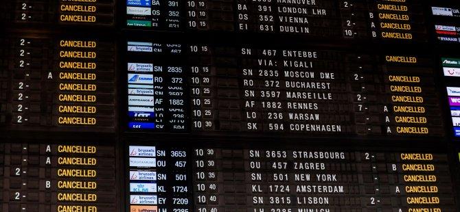 İptal edilen uçuştan acenta sorumlu tutulamayacak