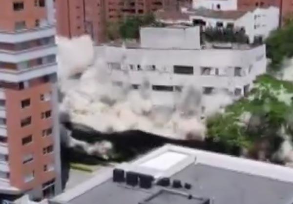 Escobar efsanesi 3.2 saniyede yıkıldı