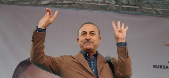 'Ben Türk'üm' demek yasak'