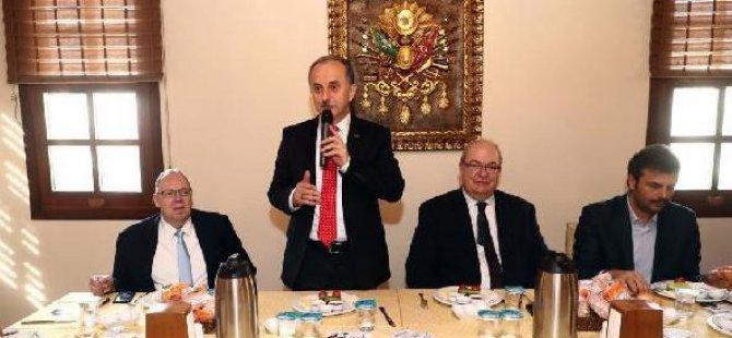 Almanya'dan AKP'li adaya destek
