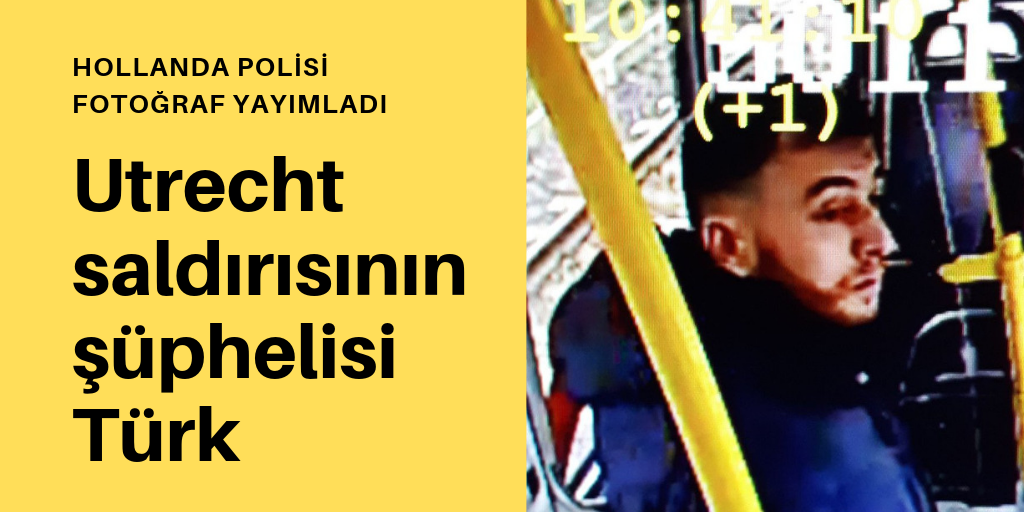 Hollanda polisi: Şüpheli Türk