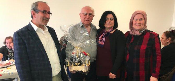Emeklilerden Öz Kayseri'ye ziyaret