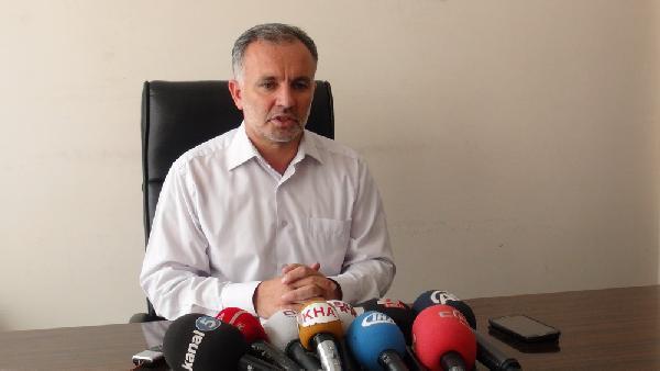 'Erdoğan'ın oğlu gibi kaçmayız'