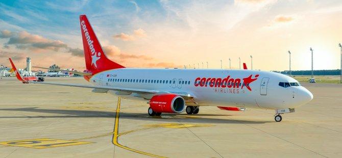 Corendon, Hannover'dan uçuşlara başlıyor