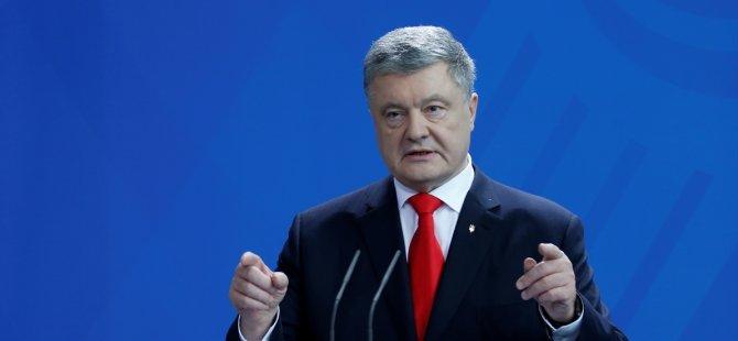 """""""Poroşenko 1.5 milyar dolar çaldı"""""""