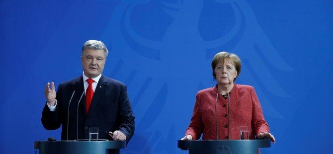 'Merkel ile aynı fikirde değilim'