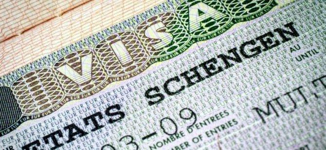 Türkler 52,7 milyon avro vize ücreti ödedi