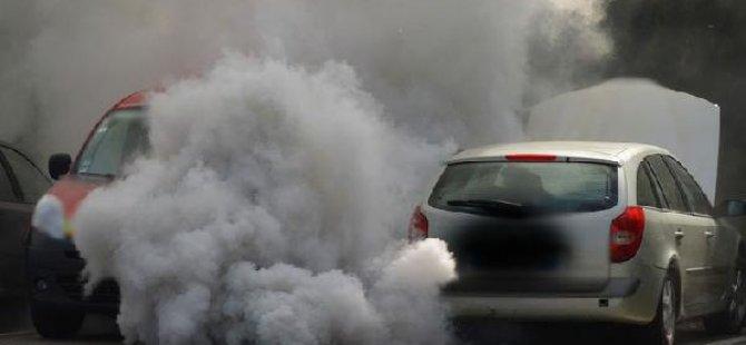 Dizel ve benzinli araçlar tamamen yasaklanıyor
