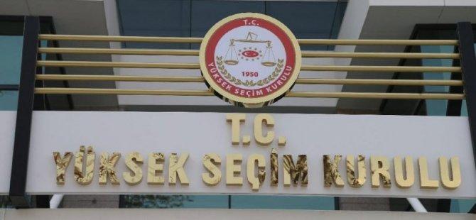 YSK, İstanbul seçimlerini iptal etti