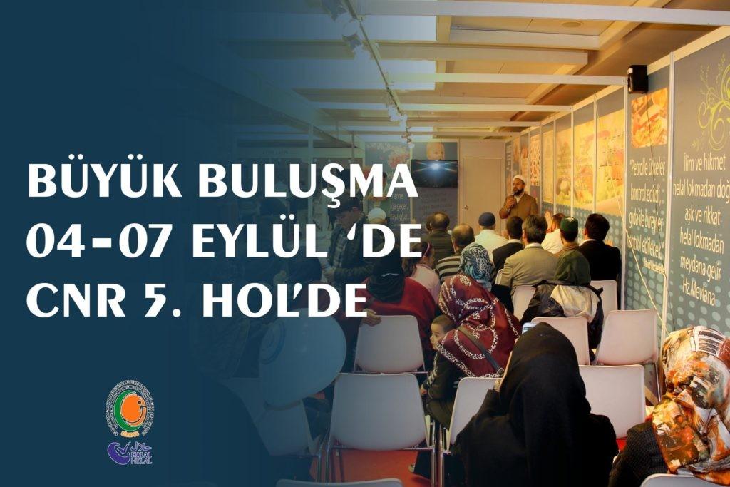 İstanbul'da Helal ve Tayyib Ürünler Fuarı