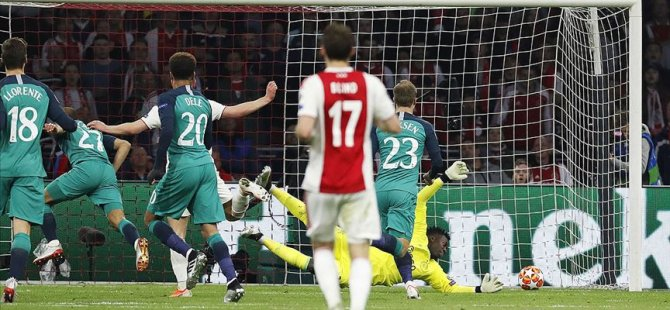 Liverpool'un rakibi Tottenham oldu