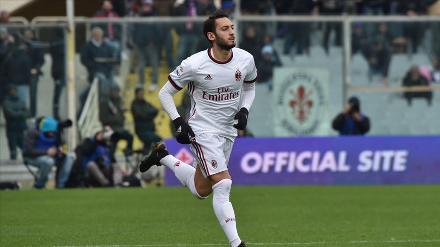 Hakan attı Milan kazandı